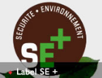 Logo label SE+