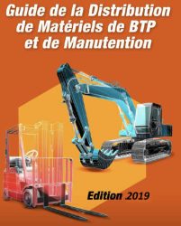 Nouvelle version du guide de distribution de matériels de BTP et de manutention